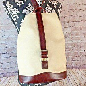 Preston & York Sling/Shoulder Bucket Bag